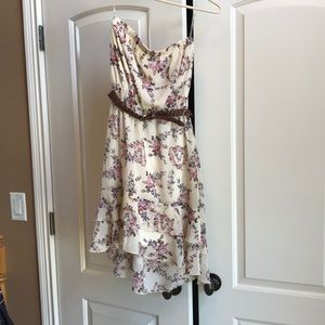 Maurice's floral dress NWT